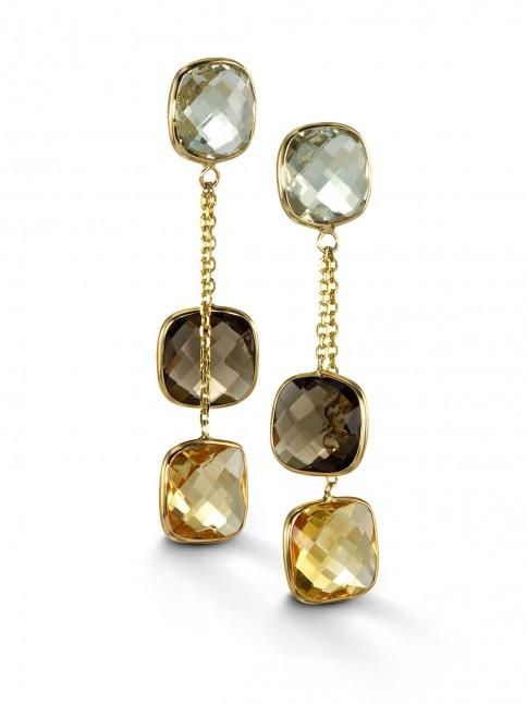 Drop-earrings-citrine