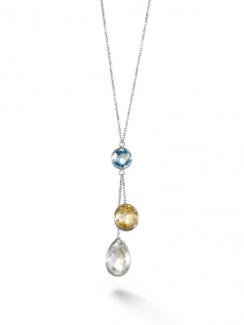 double drop necklace