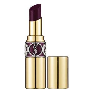 yves saint laurent dark violet lipstick