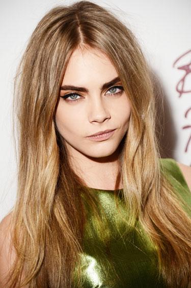 cara delevinge eyebrows