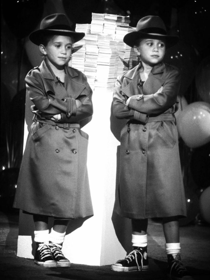 olsen twins twinning