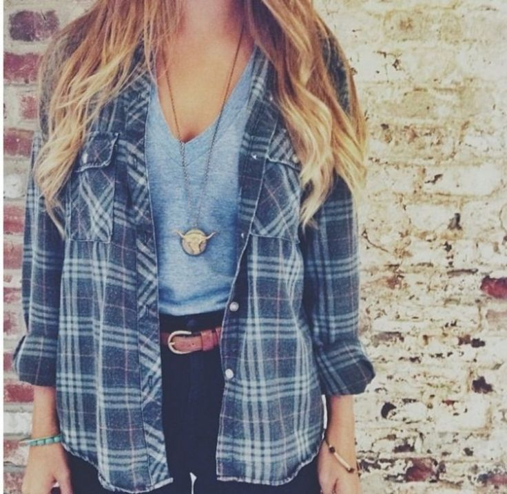 flannel back to school