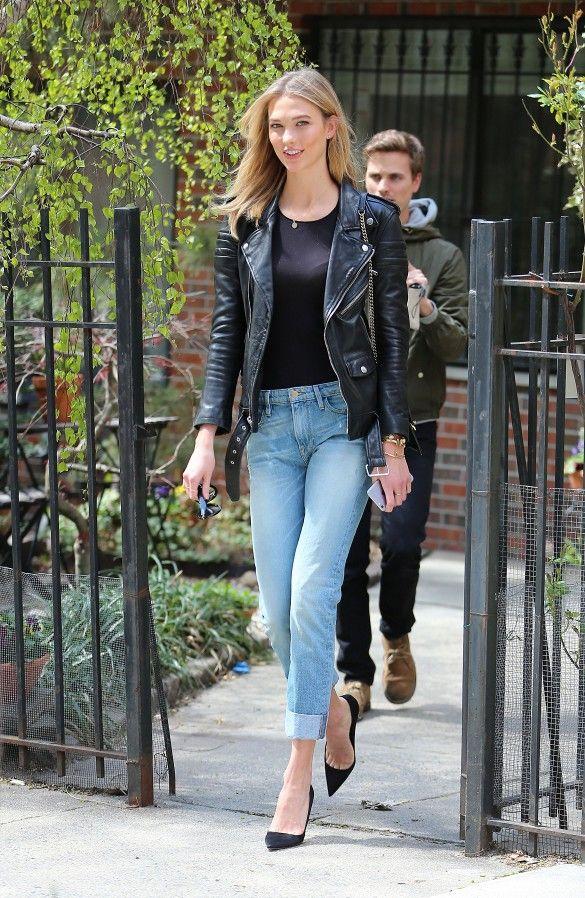 karlie kloss jeans
